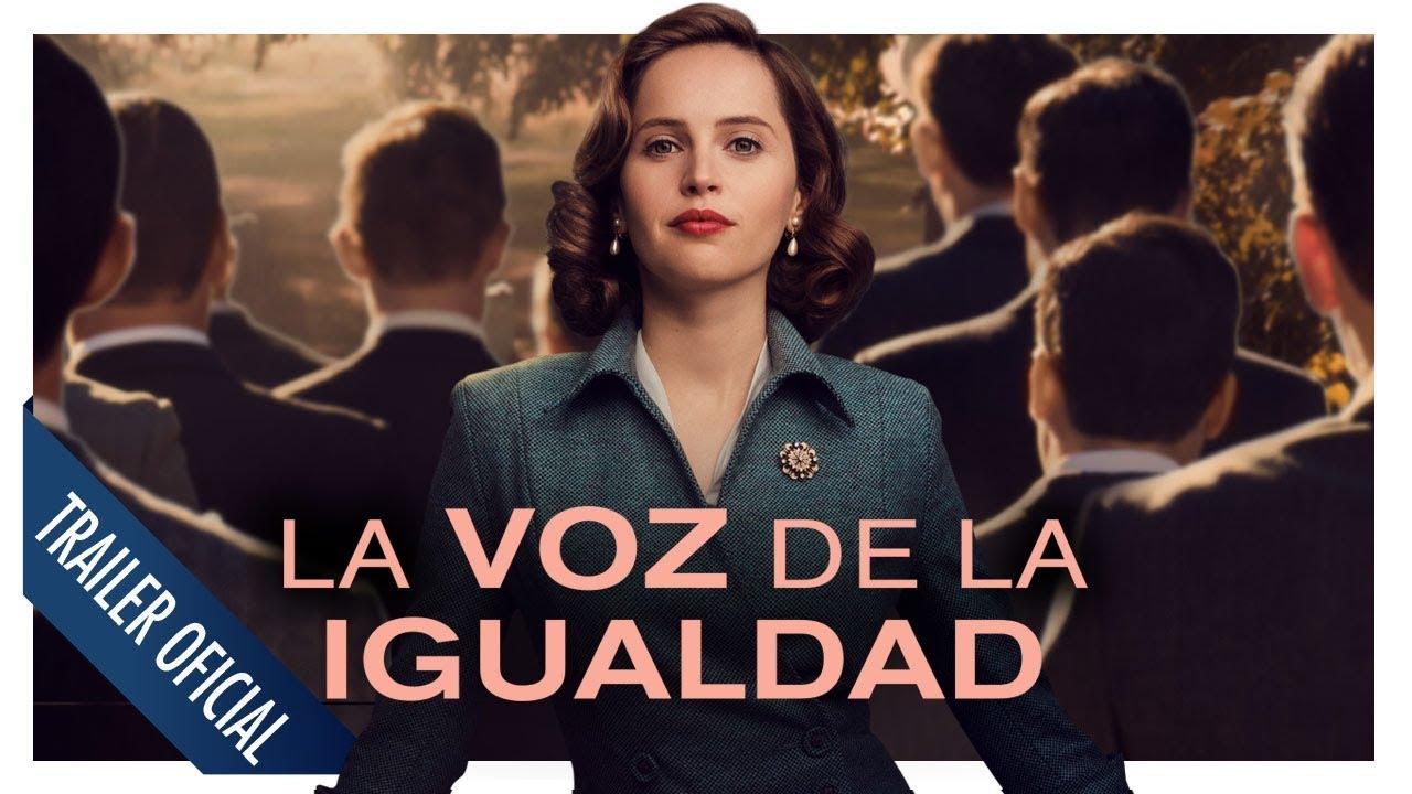 La Voz De La Igualdad Trailer Oficial Subtitulado Hd
