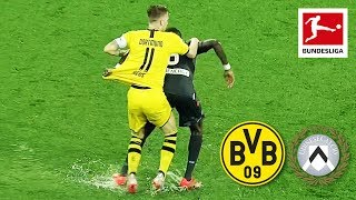 Dortmund vs. Udinese Calcio | 4-1 | Highlights - Rainy Football Battle