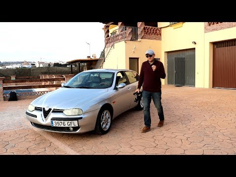 why-the-alfa-156-2.5-v6-is-the-ultimate-q-car---vlog-98
