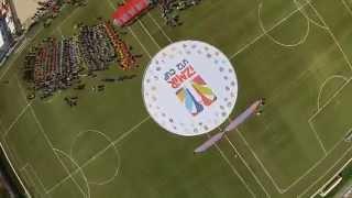 2018 İzmir U12 Cup Turnuvasına Avrupa Futbolunun Ünlü Takımları Katılacak