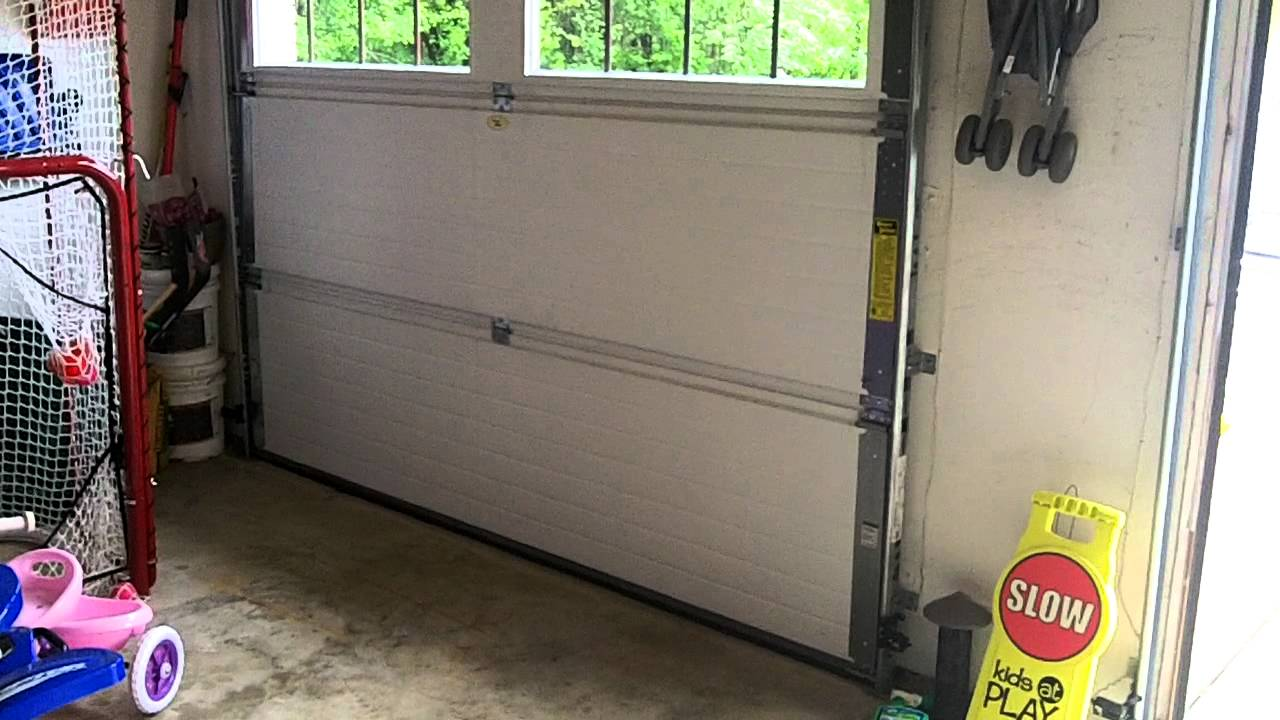 Wayne Dalton Model 9700 Lexington Mahogany garage doors & Wayne Dalton Model 9700 Lexington Mahogany garage doors - YouTube