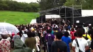 FREEDOM NAGOYA 2012のステージです。