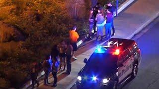 Un homme armé ouvre le feu dans un bar de Californie, le 8 novembre 2018