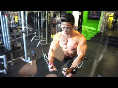 Athlete Rechie Wong 9 weeks out - Classic Bodybuilding + Physique - Coach James Ayotte | Team Atlas