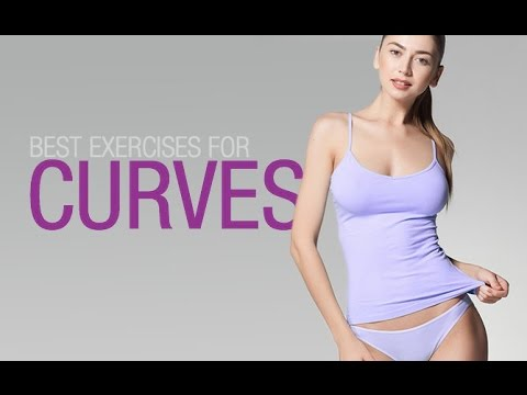 Hourglass Figure Workout (EXERCISES THAT GIVE YOU CURVES!!) from YouTube · Duration:  4 minutes 8 seconds