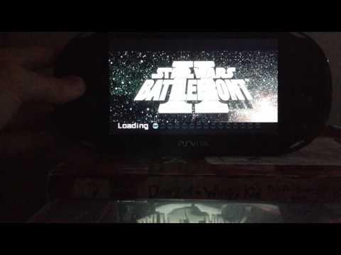 Star Wars battlefront 2 ps vita review