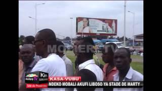 NDEKO MOBALI AKUFI LIBOSO YA STADE DE MARTY