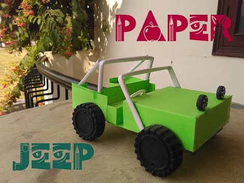 Wow! Amazing Jeep DIY at Home - Awesome Jeep