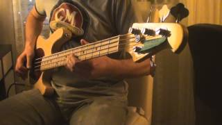 New Radicals - You Get What You Give bass cover