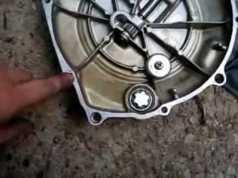 motorcycle clutch changing friction plates on '82 yamaha maxim xj yamaha diversion motorcycle clutch changing friction plates on '82 yamaha maxim xj 650 youtube
