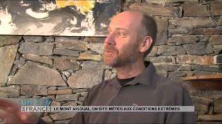 LA DE?COUVERTE DE NATHALIE : Le Mont Aigoual, un site me?te?o aux conditions extre?mes