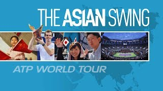 Players Head East For Asian Swing