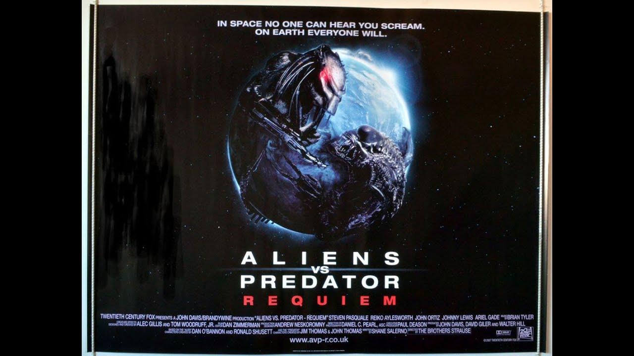 Aliens vs. Predator: Requiem (2007) Review/Rant - YouTube