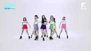"OH MY GIRL ""Liar Liar"" Mirrored Dance Version, 오마이걸 ""라이어 라이어"" 안무 거울모드"