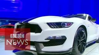 Detroit Auto Show: Will Americans go big or go green?