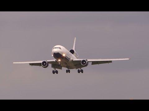 Pouso do DC10 da TAB Cargo - Viracopos/Campinas