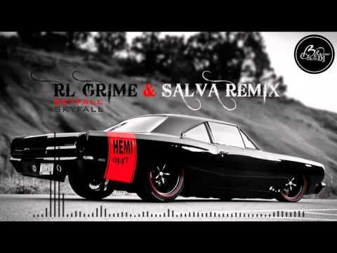 Travi$ Scott ft. Young Thug ( Skyfall RL Grime & Salva Remix )