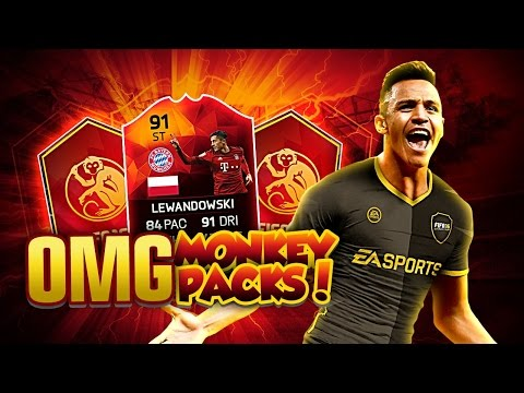 CRAZY TWO MILLION COIN LUNAR MONKEY PACK OPENING! FIFA 16 ULTIMATE TEAM