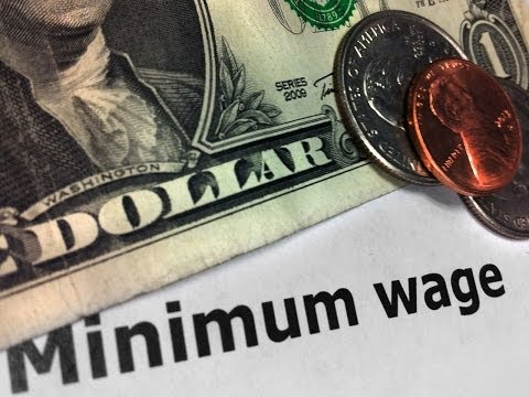 Libertarian Explains Why Minimum Wage Increase is Bad