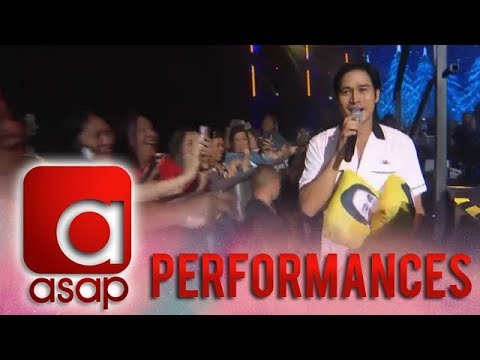 ASAP: Kapamilya leading men delights the Sydney crowd with their early Christmas performance