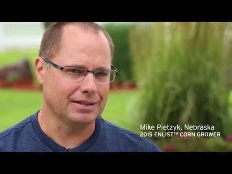 Nebraska farmer states that Enlist Duo™ herbicide stays on-target after application