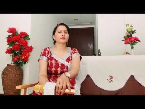 Mainu ishq da lagya rog(Anuradha Paudwal) sung by Manju Bala