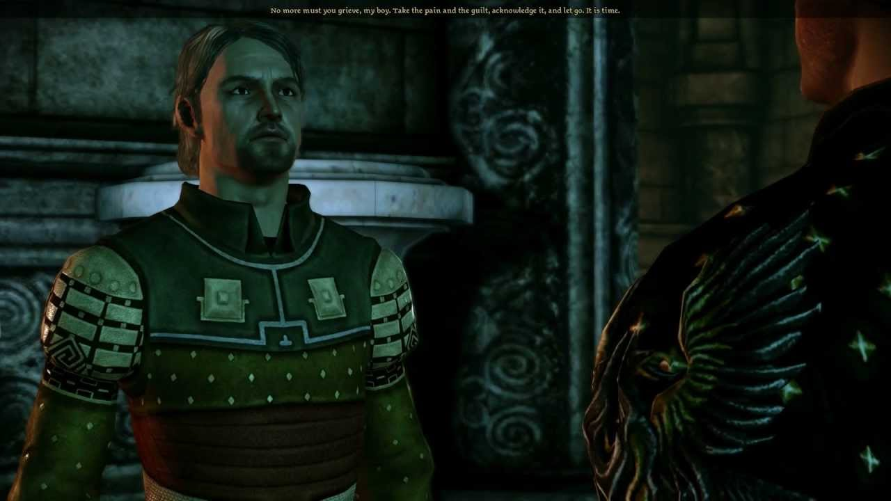 A Test of Faith (all origins) | Dragon Age: Origins