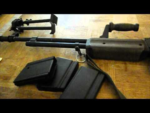 Matrix Airsoft/AY B.A.R. M1918 Review
