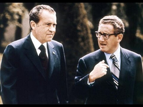 How Dangerous Were Nixon & Kissinger? The Making of Foreign Policy in the Nixon Presidency (1998)