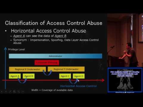 CJ12 Web Application Exploit 101 Breaking Access Control and Business Logic Tomohisa Ishikawa