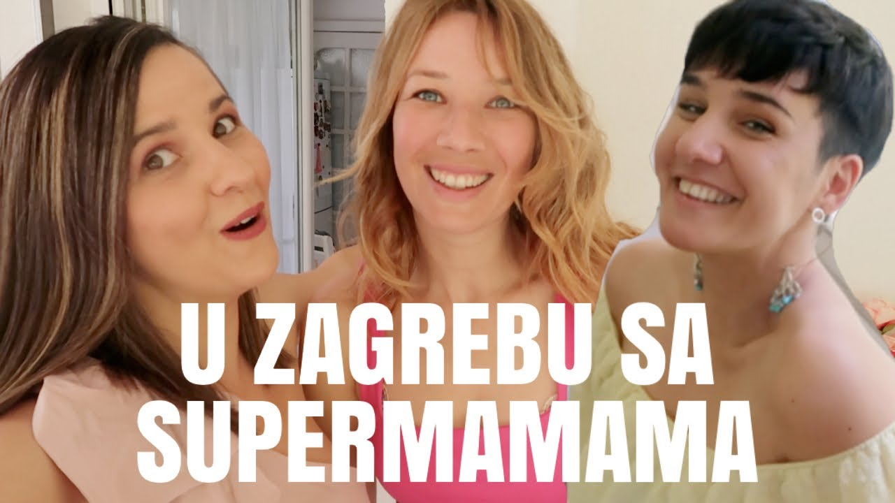 2 DANA U ZAGREBU | VLOG | mama 4 djece |