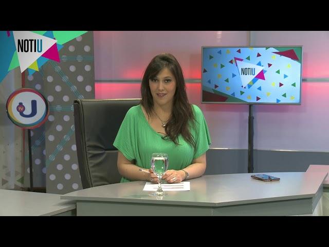 NOTI U - Noticiero de la Red Nacional Audiovisual Universitaria - Programa 11 - Bloque 01 (Año 2020)