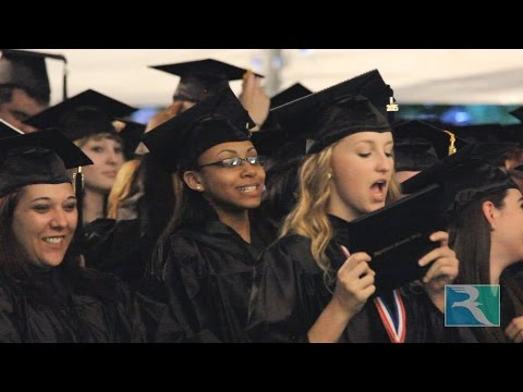 Rappahannock Community College: Commencement 2015