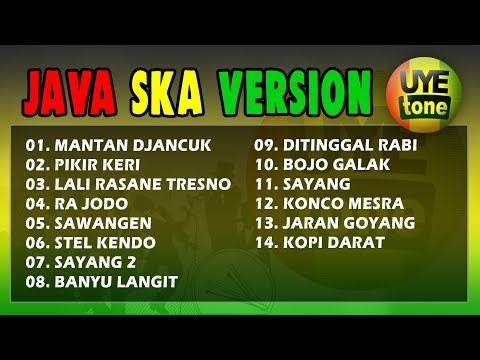 Cover Lagu SKA JAVA SONGS STAFABAND