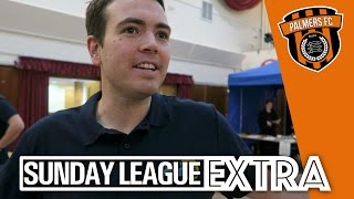Sunday League Extra - BUSINESS BEFORE PLEASURE