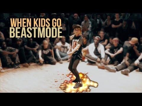 When KIDS Go BEASTMODE | Dance Battle Compilation 🔥