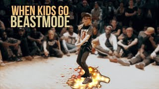 When KIDS Go BEASTMODE | Dance Battle Compilation 🔥