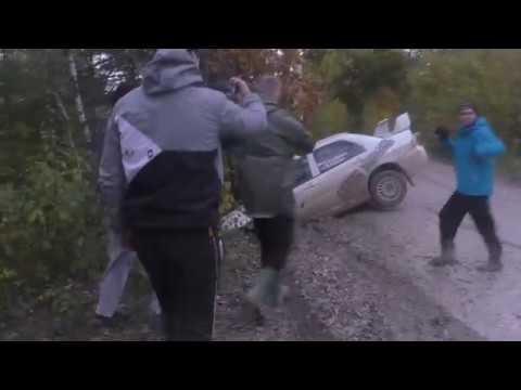 Test Saaremaa 11.10.17 (incl. crashes & action)