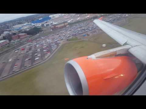 EasyJet EZY2445 | London Luton (LTN) - Copenhagen (CPH) | A319 G-EZDK