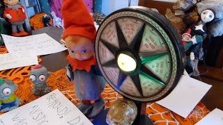 Elf on the Shelf: The Monster and the Mystic Wheel!