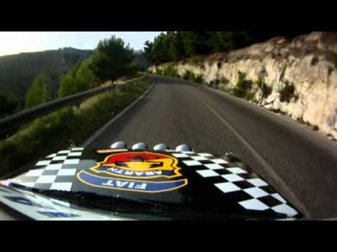 RONDE PORTE DEL GARGANO 2011 CARUSO SU FIAT RITMO GRUPPO A.mp4