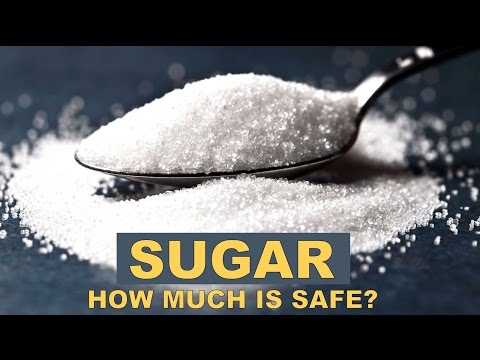 Deep Information about SUGAR | How much is Safe | Info by Gu