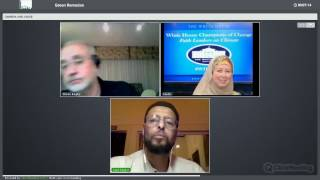 Green Masjid Initiative Webinar: Green Ramadan