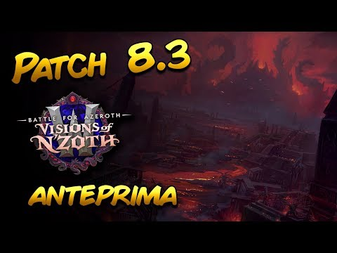 VISIONS OF N'ZOTH - Anteprima patch 8.3 from YouTube · Duration:  13 minutes 11 seconds
