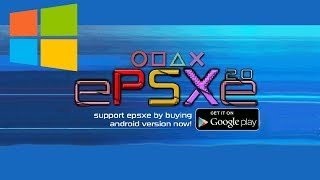 Gambar cover ePSXe 2.0.5 Windows Emulator Setup Tutorial & Configuration Guide | Play PS1 Games On Your PC