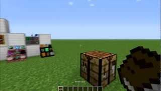 Влипай В Minecraft #2 - Полки и книга рецептов