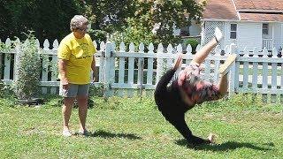DANCING WITH MY GRANDMA!