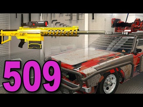 GTA Online Gunrunning DLC - ALL WEAPONS & VEHICLES FULLY UPGRADED ($25 Million Spree)