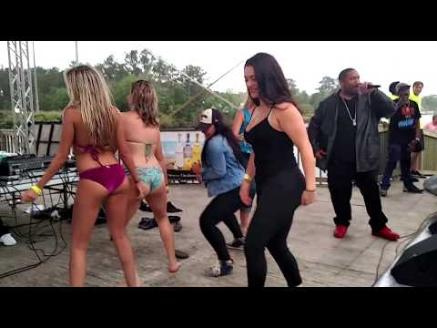 Sir Mix A-Lot Baby Got Back Live in Myrtle Beach SC