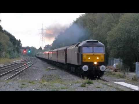 Oxford & the Cotswolds Railtour (1Z53)